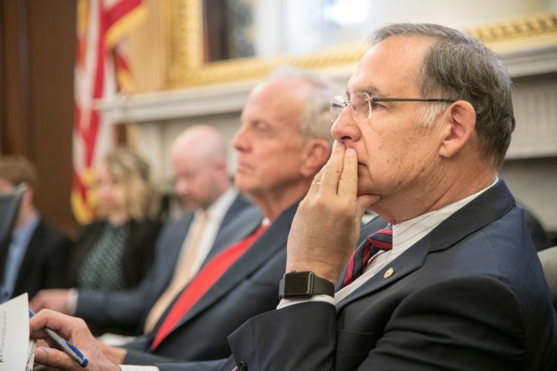 Boozman Continues Push to Improve Access to Health Care for